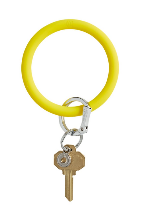 Silicone O-Ring Yellow