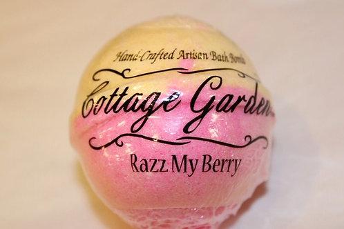Razz My Berry Bath Bomb