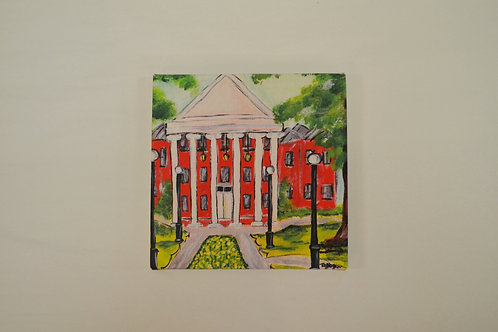 Lyceum Painting by Tay Morgan