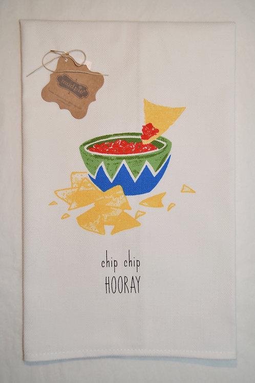 Chip Chip Hooray Towel