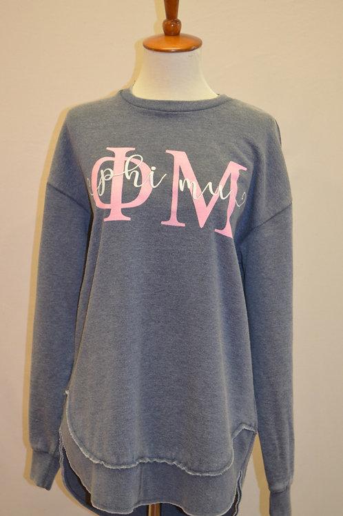 Phi Mu Sweatshirt