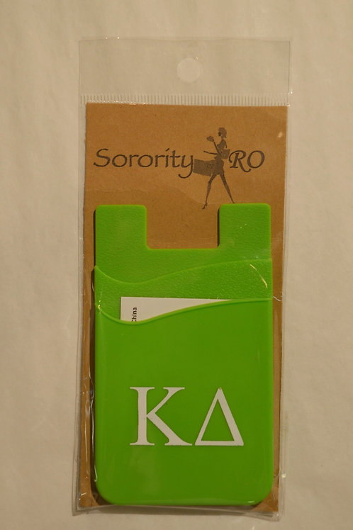 Kappa Delta Phone Pouch