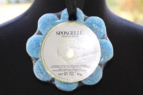 Freesia Pear Spongelle