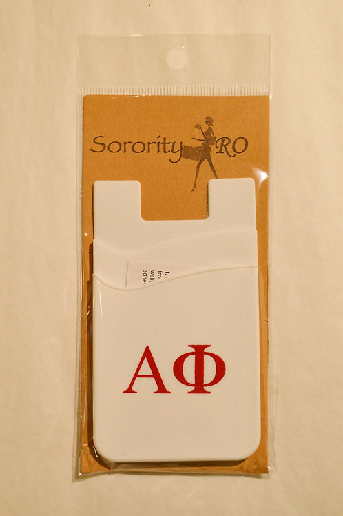Alpha Phi Phone Pouch
