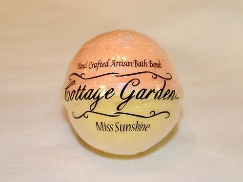 Miss Sunshine Bath Bomb