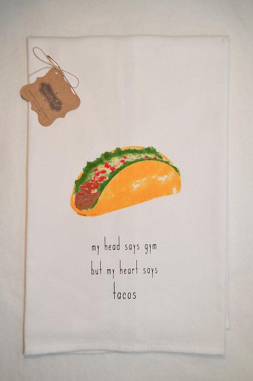 Tacos Towel