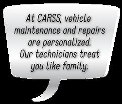 About CARSS company