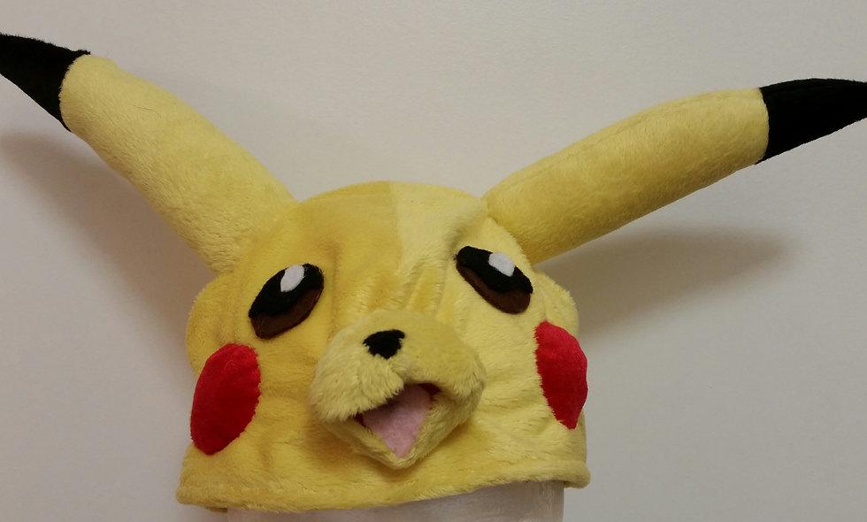 Critter Hat - Pikachu