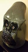 Optimus Primal Mask - Side