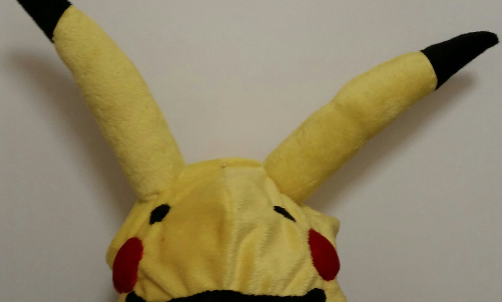 Ditto-face Pikachu Hat