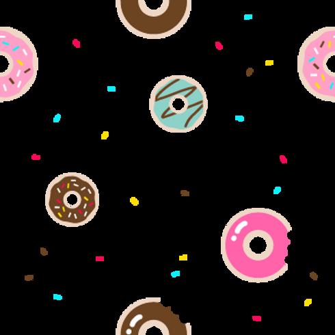 пончики рисунок