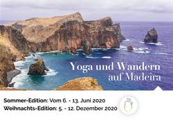flyer yoga und wandern auf madeira 2020