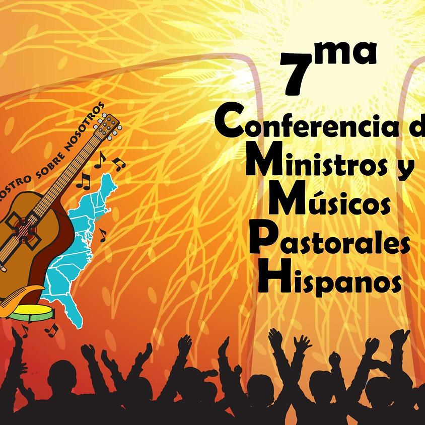 7ma Conferencia de Músicos Pastorales y Ministros Hispanos | Providence RI