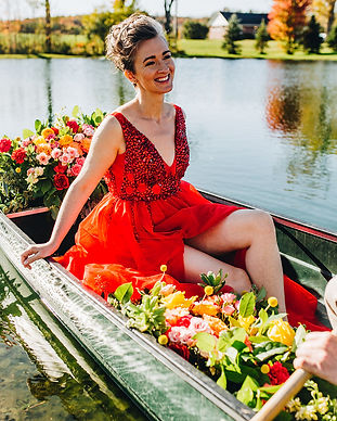 Vibrant Styled Shoot by Andrea Johnson Floral Design