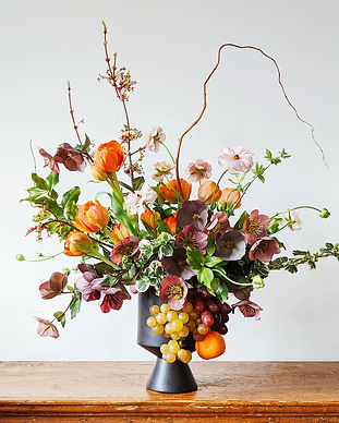Vase Arrangement Guide by Andrea Johnson Floral Design