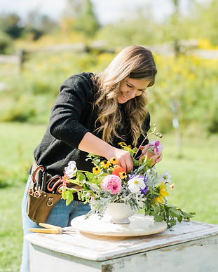 Fresh Flower Workshop Guide by Andrea Johnson Floral Design