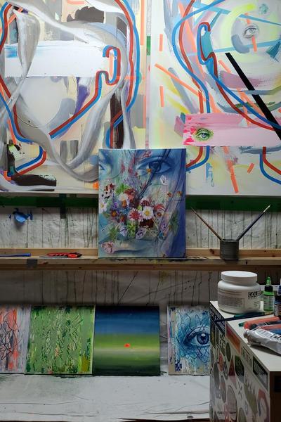 OASIS in studio