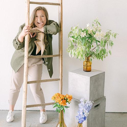 Fresh Flower Workshop