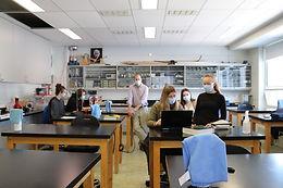 Une majorité de cours en présence pour les étudiantes et les étudiants du Centre matapédien d'études collégiales