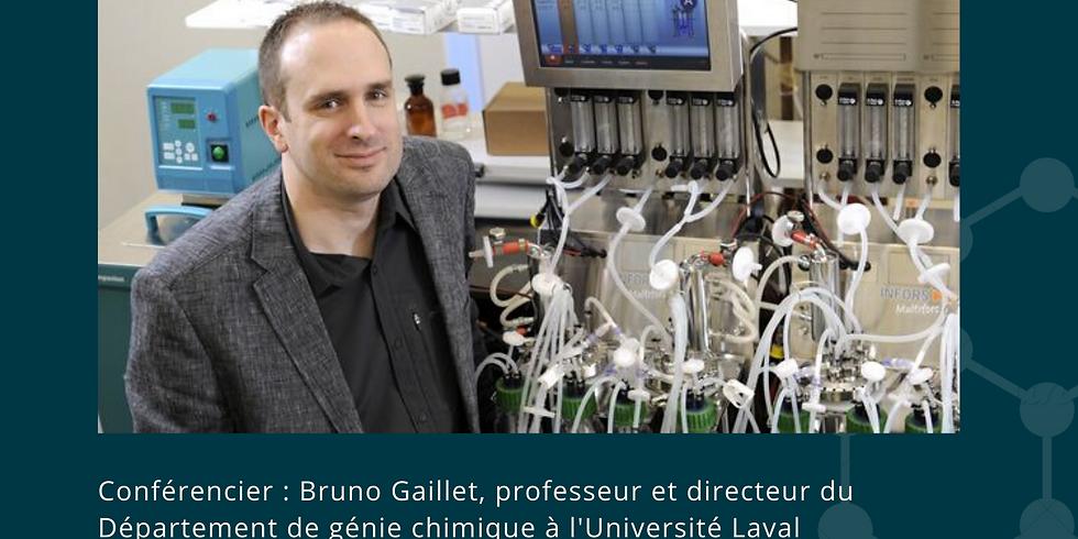 Conférence : Des cancers au virus Ebola et aux maladies génétiques...