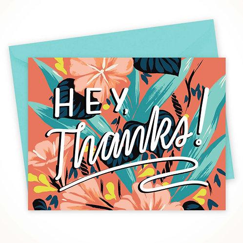 Hey, thanks!