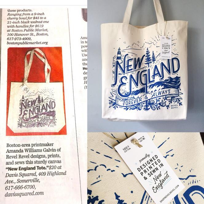 Boston Globe gift guide feature