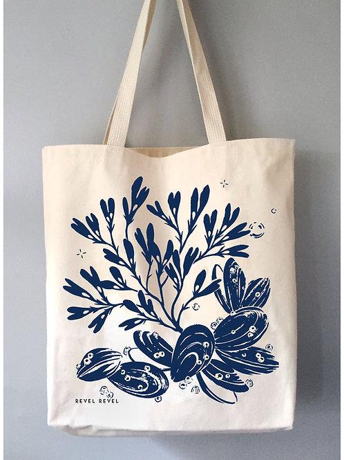 Sea Bouquet • tote bag