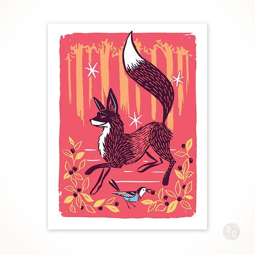 Wild Bunch Fox