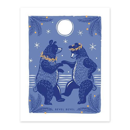 Moondance • art print