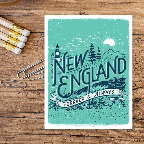 New England Forever