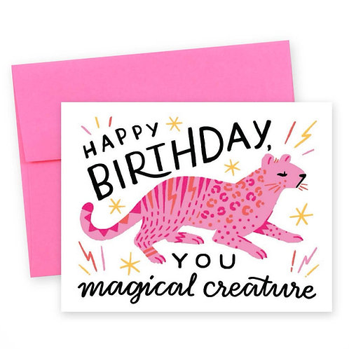 Magical Creature Bday