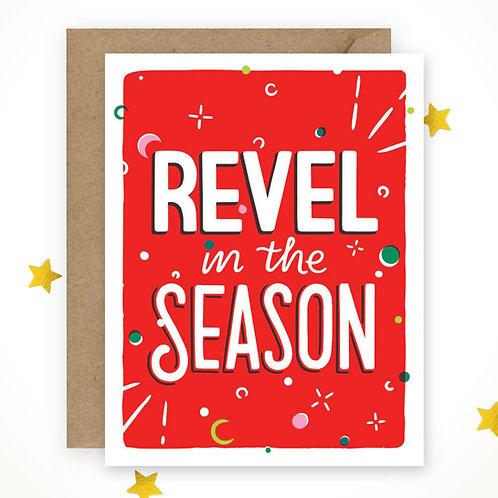 Revel in the Season