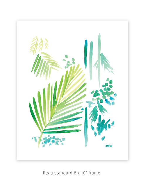 Fern Frond • art print