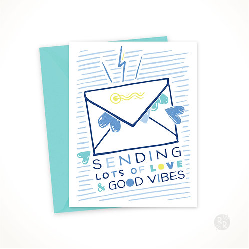 Sending Love