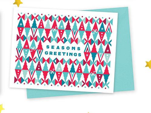 Seasons Greetings - geo