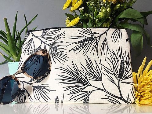 white pines • zipper pouch