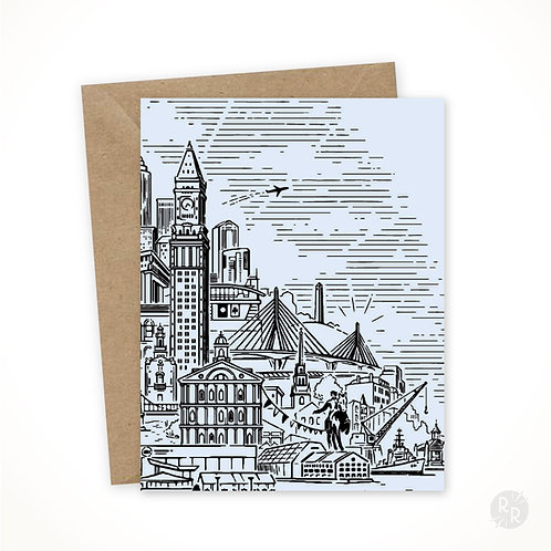 Boston Landmarks - 2