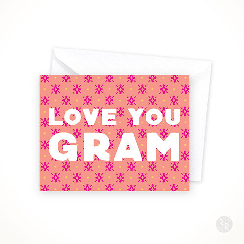 Love You, Gram