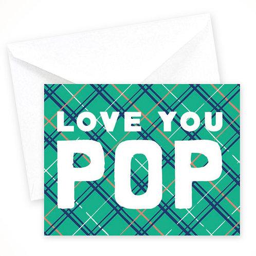 Love You, Pop
