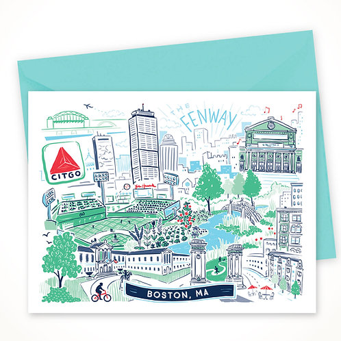 Boston - Fenway