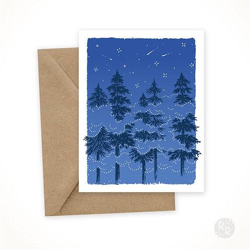 Misty Pines • single or set