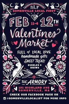 SLF valentine market_4x6 postcard navy.j