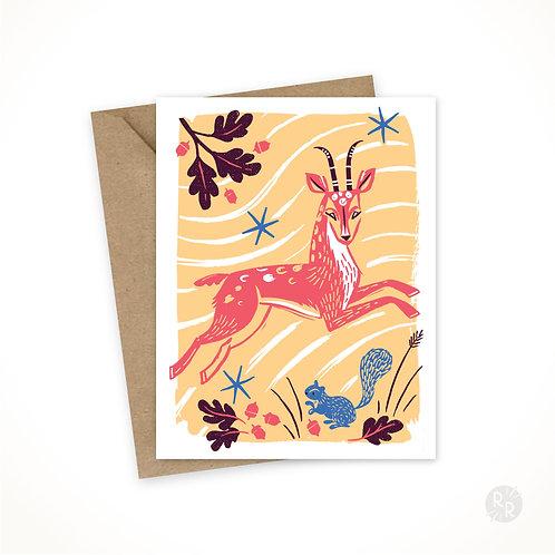 Wild Bunch Deer