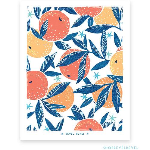 Lucky Orange • print