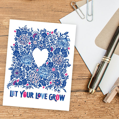 Let Your Love Grow