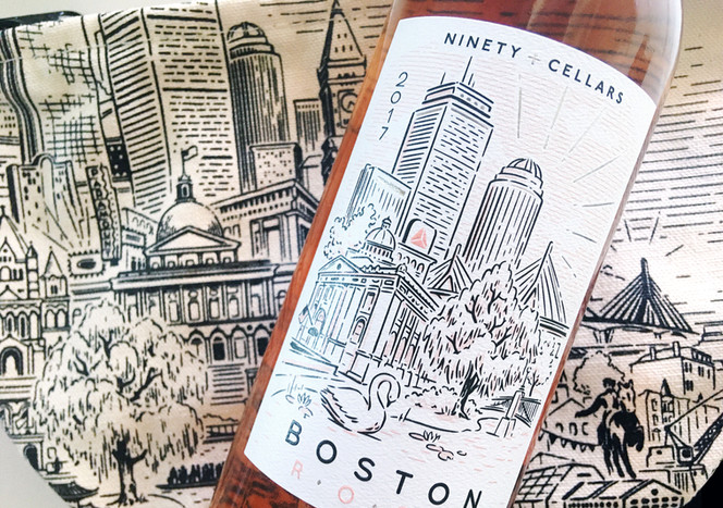 Boston Rosé