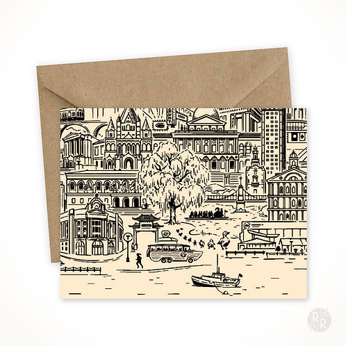 Boston Landmarks - 3