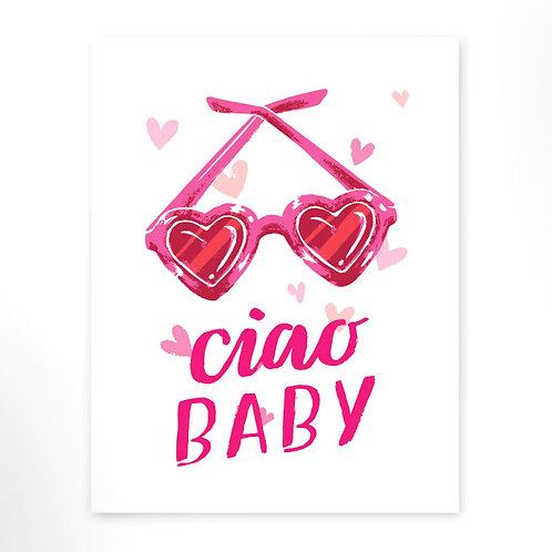Romance Language • Ciao Baby