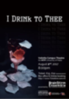 I Drink to Thee(2017)