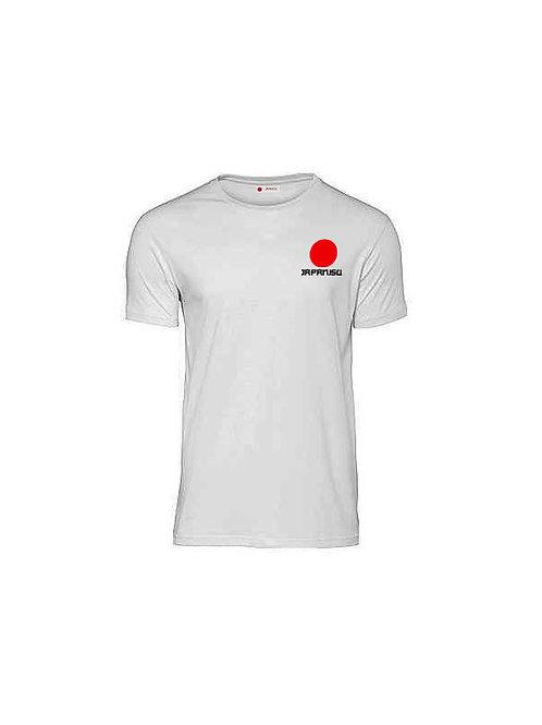 """t-shirt blanc """"japanisu"""""""